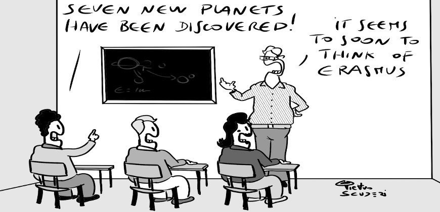 Seven new planets have been discovered!